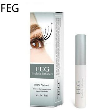 Feg Eyelash Enhancer Serum - Grow Beautiful Long Lashes