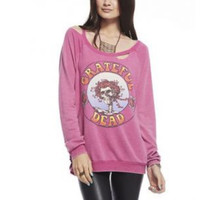 Chaser Grateful Dead 1972 Tour Fleece