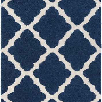 Surya SWT4014 Swift Blue Rectangle Area Rug