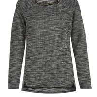 New Look Mobile | Grey Slub Chunky Sweater