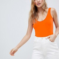 ASOS DESIGN Vest Body at asos.com