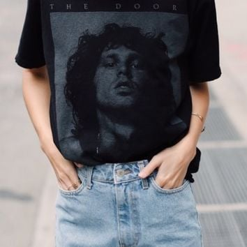 THE DOORS Tee - Brandy Melville