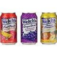 WELCH'S FRUIT DRINK 11.5 0Z
