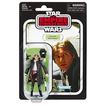 Han Solo Bespin Star Wars The Vintage Collection