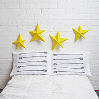 Rise And Fall Arrows Pillowcase Set