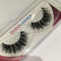3D Mink lashes D307 NEW styles