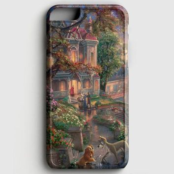 Lady And The Tramp Disney iPhone 6 Plus/6S Plus Case | casescraft