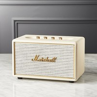 marshall acton cream multi-room wifi speaker