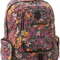 Roxy Juniors Ship Out Backpack, Floral, One Size