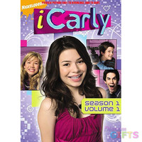 ICARLY SEASON 1 VOL 1