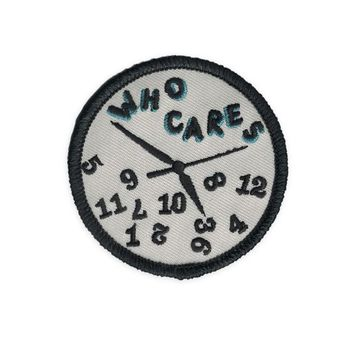 Who Cares? Clock Patch