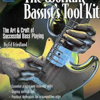 DCCKB62 The Working Bassist's Tool Kit: The Art & Craft of Successful Bass Playing
