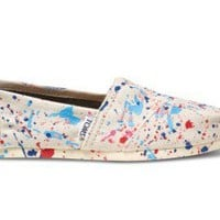 Tyler Ramsey Speckled Dot Women's Classics | TOMS.com