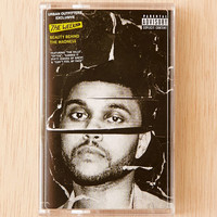 The Weeknd - Beauty Behind The Madness Cassette Tape - Urban Outfitters