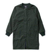 Publish Gavyn Woven Jacket In Olive