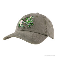Grateful Dead Dancing Terrapins Cap Green on Sale for $29.95 at The Hippie Shop