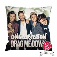 One Direction Drag Me Down Cushion Case / Pillow Case