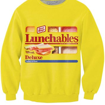 Lunchables Crewneck Sweatshirt