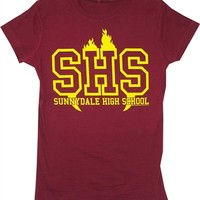 Buffy the Vampire Slayer Sunnydale High School Juniors T-Shirt