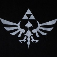 Legend of Zelda Twilight Princess Logo T-Shirt