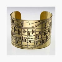 MANHATTAN NEIGHBORHOODS ETCHED Brass Cuff Cuff Bracelet Metal Cuff Brass Cuff by urbanrose