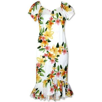 rain hawaiian malama dress