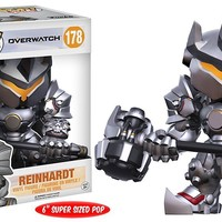 Funko Pop Games: Overwatch Reinhardt 178 13086
