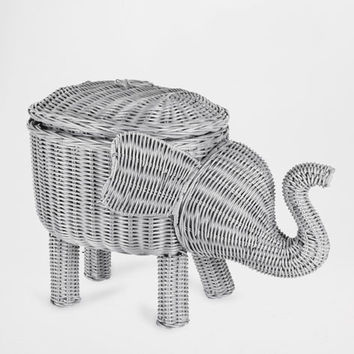 ELEPHANT BASKET - Baskets & Boxes - Decoration | Zara Home United States