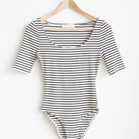 Candice Bodysuit - Stripe