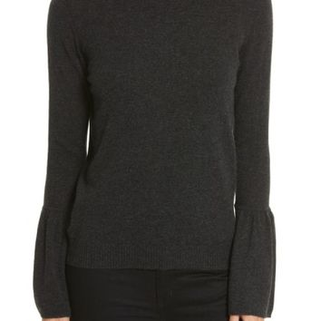 autumn cashmere Cashmere Bell Sleeve Sweater   Nordstrom