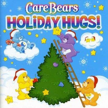 CARE BEARS HOLIDAY HUGS