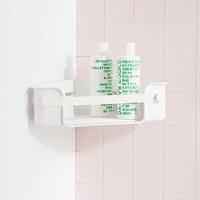 Flex Gel-Lock Corner Storage Shower Shelf | Urban Outfitters