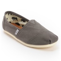 Toms Shoes Men's Classic Grey