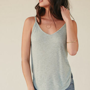 Me To We Highline Ribbed Cami Tank Top at PacSun.com