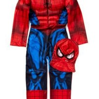 Spiderman Costume | Boy | George at ASDA