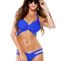 Papaya Clothing Online :: YOKE TRENDY BIKINI