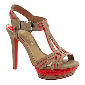 Gianni Bini Genesis Geometric Sandals | Dillards.com