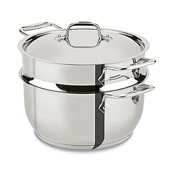 All-Clad 5-Quart Steamer & Lid