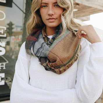 Harvest Party Infinity Scarf