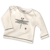 Dragonfly Organic Baby Tee