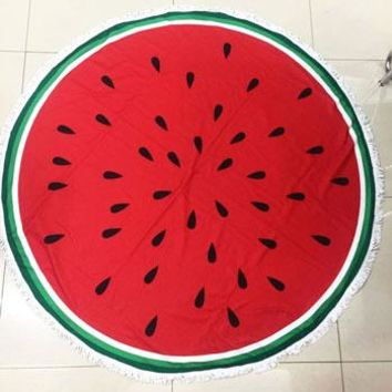 The Melon Beach Towel