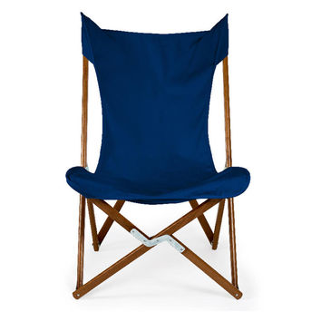 """Wooden Folding Chair """"Tripolina"""""""