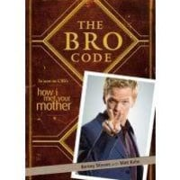 THE BRO CODE by Barney Stinson from tv show How I Met Your Mother on eBay!