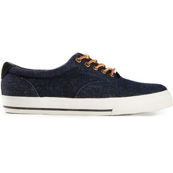 Polo Ralph Lauren 'Vaughn-Ne' lace up trainers