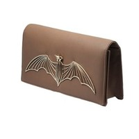 Gold  bat  clutch