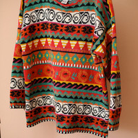 Mixed Emotions Sweater
