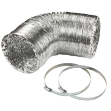 "KB EX6DUCT 150MM/6"" ALUMINIUM DUCTING KIT"