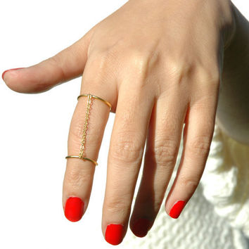 Gift Jewelry New Arrival Shiny Accessory Stylish Strong Character Simple Design Simple Metal Ring [4918838404]