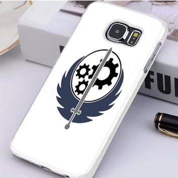 Fallout Brotherhood of Steel Samsung Galaxy S6 Edge Case  Dollarscase.com