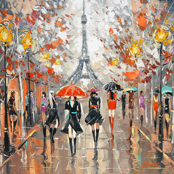best palette knife acrylic paintings products on wanelo